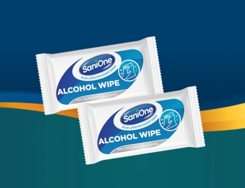 SaniOne Sanitising Wipes